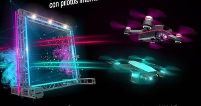 Invitan a rally de drones en la Expo