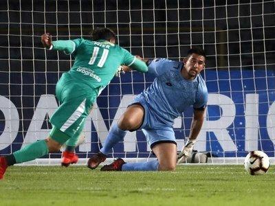 Nuevamente Diego Morel dio positivo en la prueba de doping