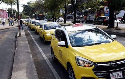 SET dice  que investiga hace tiempo a taxistas y ahora promete resultados