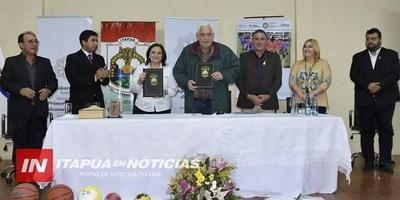 "JORNADA DE ""DIÁLOGO DEPORTIVO NACIONAL"" SE DESARROLLÓ EN ENCARNACIÓN"