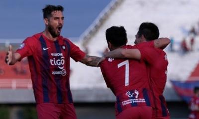 Cerro Porteño vence en su debut en el Clausura