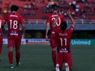 Estreno triunfal para Cerro Porteño