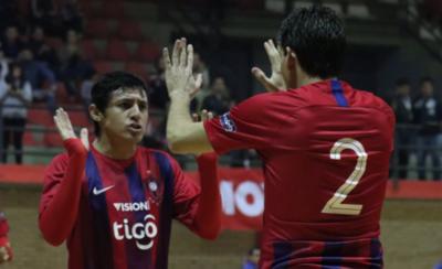 HOY / El tetracampeón paraguayo se alista para el debut