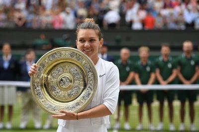 La reina de Wimbledon
