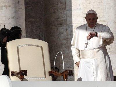 El Papa pide acuerdo para acabar con el sufrimiento en Venezuela