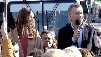Macri pide continuidad a su «proyecto» tanto en el país como en Buenos Aires