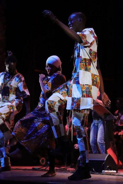 Africa en la Costanera