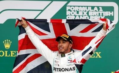 HOY / Hamilton gana el Gran Premio de Gran Bretaña