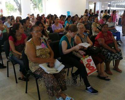Ciudad Mujer: casi 2000 atenciones en una semana