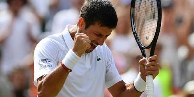 Novak Djokovic venció a Roger Federer y se consagró campeón de Wimbledon