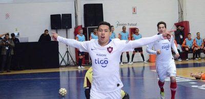 Así derrotó Cerro al campeón actual de la Libertadores