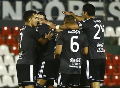 Olimpia se estrena en el Clausura 2019 goleando a General Díaz