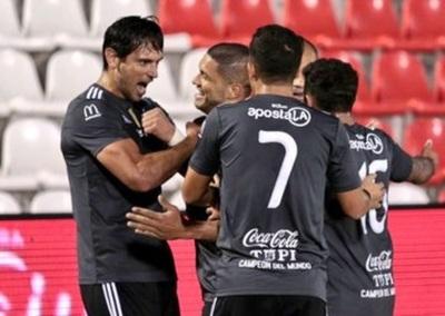 El Tricampeón se estrenó con una apabullante goleada ante General Díaz