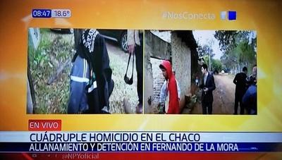 Detienen a capataz y hallan evidencias de asesinato en el Chaco