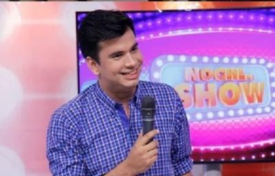 Sebas Rodríguez es jurado en el programa 'La Gran Estrella'