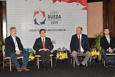 Canciller resalta al Paraguay como país de oportunidades económicas
