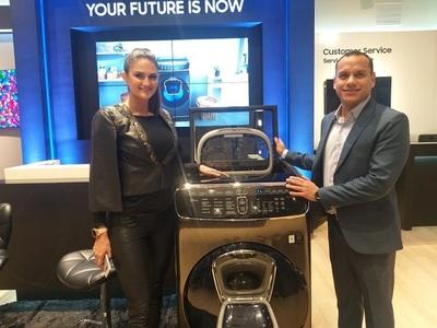 Nueva tecnología permite manejar el lavarropas desde un smartphone