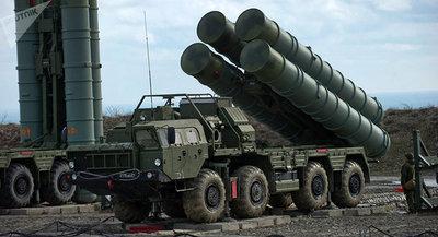 Presidente de Turquía dice que misiles S-400 rusos se desplegarán completamente para abril de 2020