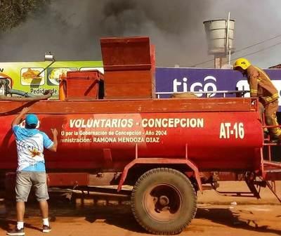 Municipalidad reconoce que malversó fondos destinados a bomberos