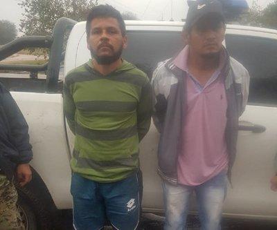 Detienen a hermanos sospechosos del cuádruple homicidio en el Chaco