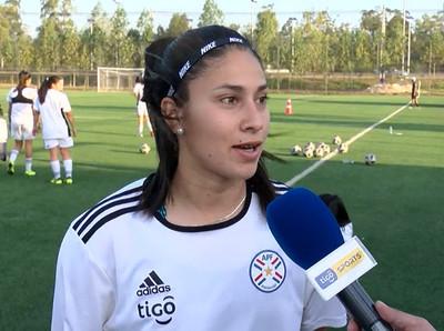 La Albirroja femenina se prepara para el Panamericano