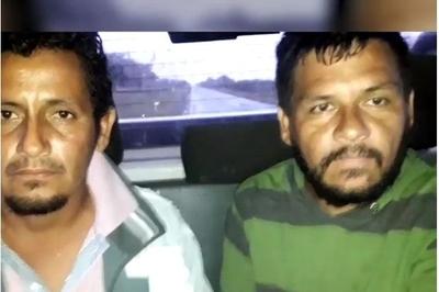 """""""Somos inocentes"""", afirman vinculados a cuádruple crimen y apuntan a capataz"""