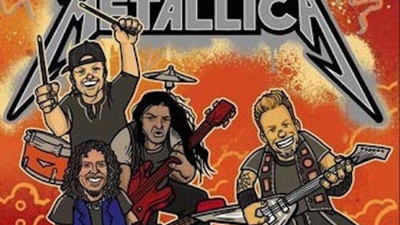 """""""Metallica""""  sacará libro para niños"""