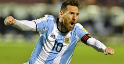 Messi ndaje  debe pedir  disculpas he'i