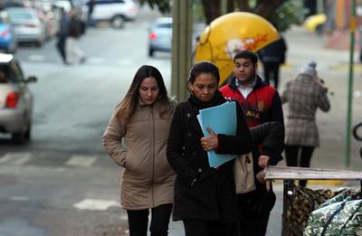 Martes frío sin lluvias en gran parte del pais