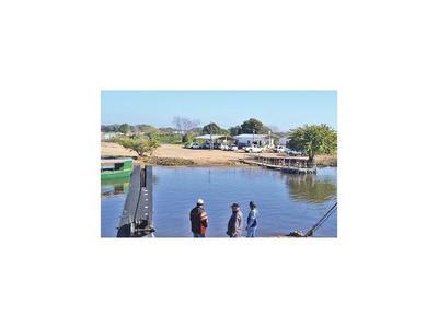 Reanudan  pasos fronterizos entre  Pilar,  Bermejo y Cano