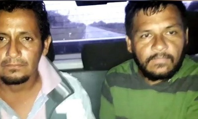 Detenido por cuádruple crimen sostiene su inocencia