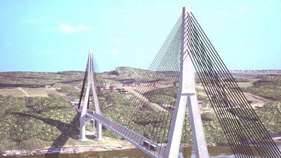 Prometen mil empleos con nuevo puente