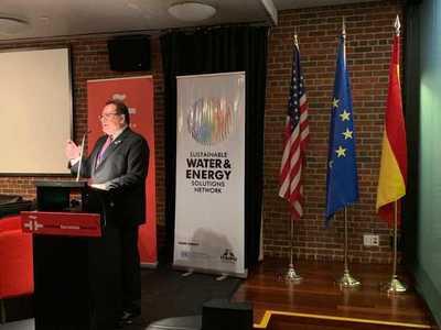 Director de Itaipu insta a convertir en acciones concretas los compromisos contra el cambio climático