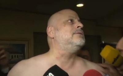 Payo Cubas sufre golpiza de guardias de Torres Kirmser