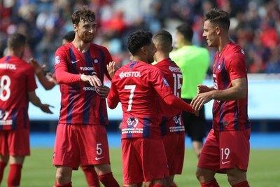 Cerro prueba el posible once ante Atlántida