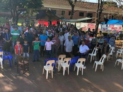 Pedirán conformación de una comisión para analizar supuestas irregularidades en municipio Jesús de Tavarangue