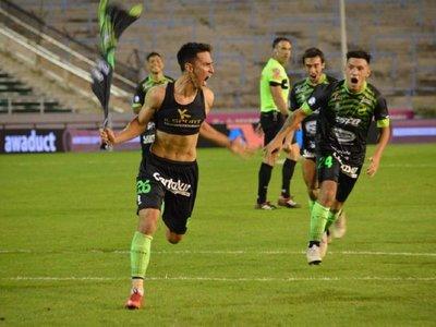 Matías Rojas en el equipo ideal de la Superliga Argentina