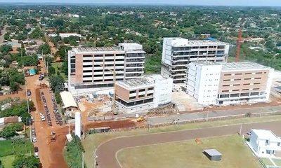 La nueva sede del Poder Judicial representará un nuevo polo de desarrollo en el Este