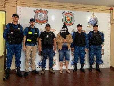 Detienen a paraguayo buscado por homicidio en Argentina