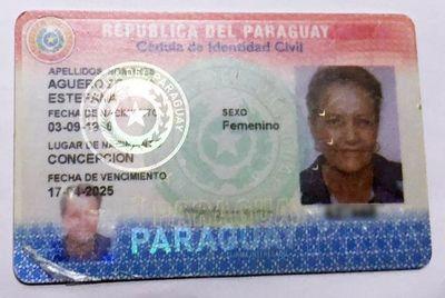 Hallan en Pedro Juan Caballero a mujer desaparecida en Concepción