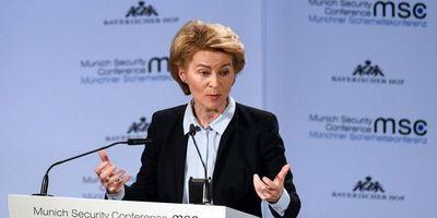 Primera mujer que presidirá la CE