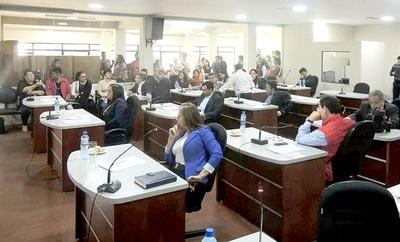 Junta Departamental en silencio ante pésima gestión de Vaesken con el almuerzo escolar