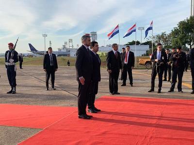 Elevarán aranceles aduaneros para dar mayor fuerza a producción nacional, anuncia Jefe de Estado