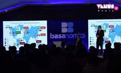 Banco Basa presentó la charla Basanomics
