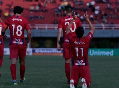 Cerro Porteño debuta en Copa Paraguay