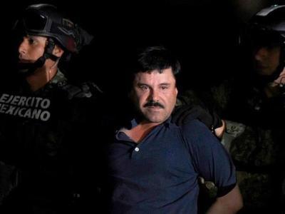 """""""El Chapo"""" Guzmán será sentenciado hoy a cadena perpetua"""