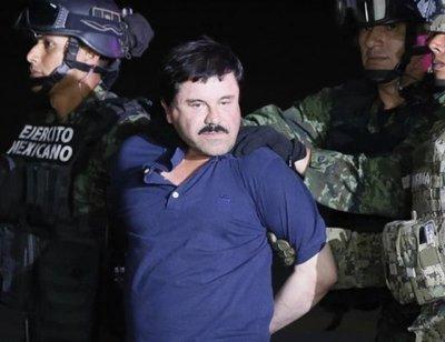 Joaquín 'El Chapo' Guzmán, sentenciado a cadena perpetua en EEUU