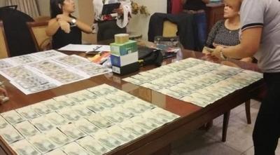 HOY / Imputados los sindicados de entregar sobres de dinero al Gral. Benítez