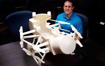 Un robot a Saturno