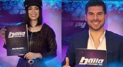 Fabi Martínez Y Carlitos Viveros Se Suman Al Baila Conmigo Paraguay